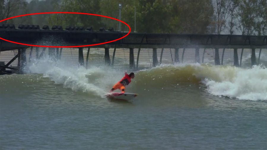 Piscine vagues de kelly slater l 39 envers du d cor for Piscine les vagues meyzieu