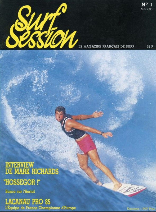 Surfer willy morris