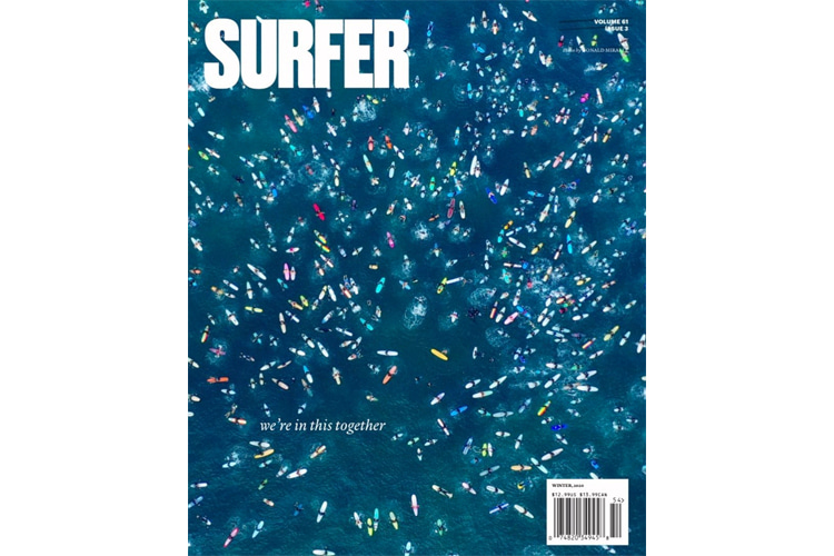 Archives: 1 12 months in the past SURFER journal disappeared