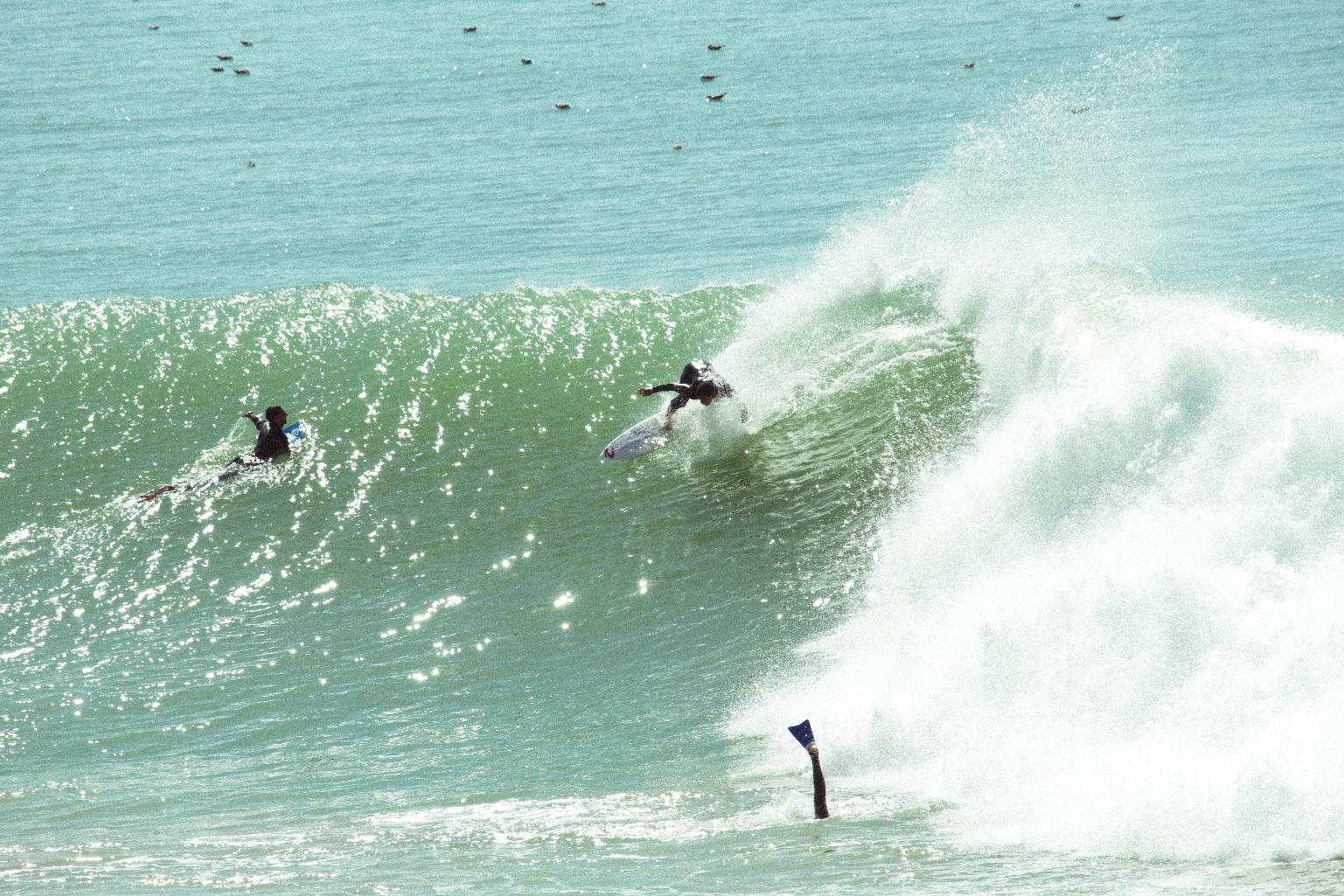 With the swell of couscous, the Moroccan surf scene within the highlight